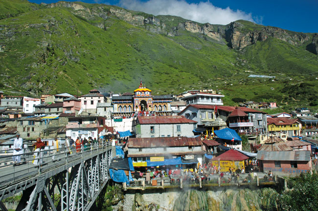 Badrinath Do Dham