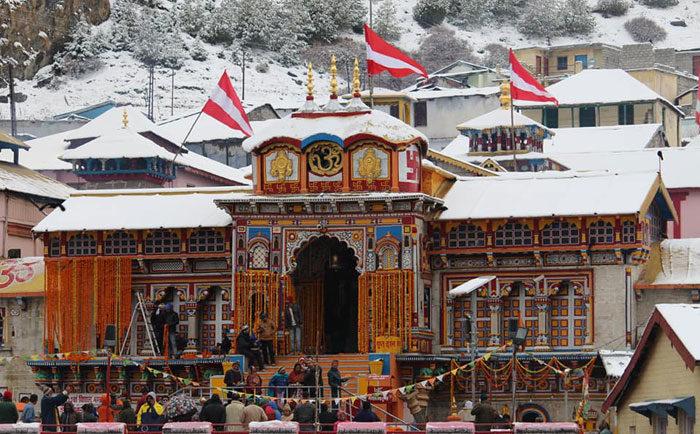 Badrinath बद्रीनाथ