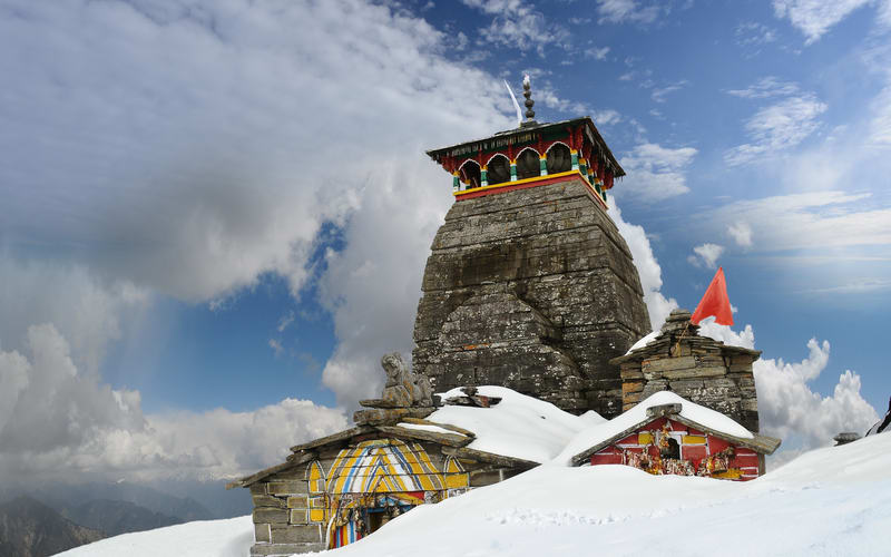 Tungnath Temple तुंगनाथ