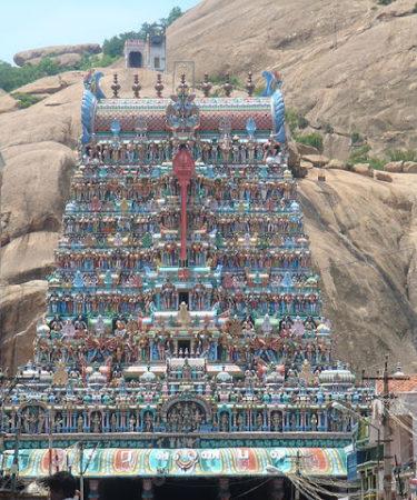 Tirupparamkunram Murugan Temple