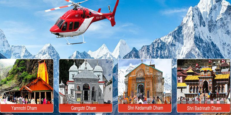 Char Dham Yatra by Helicopter
