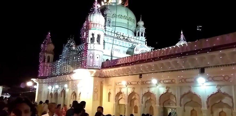 Jugal Kishore Temple vrindavan mathura