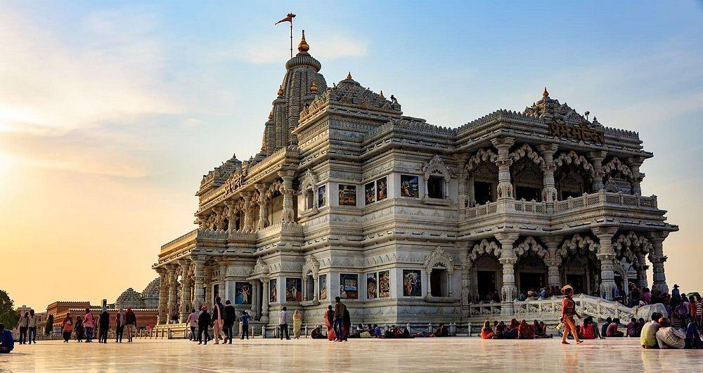 Prem temple Vrindavan