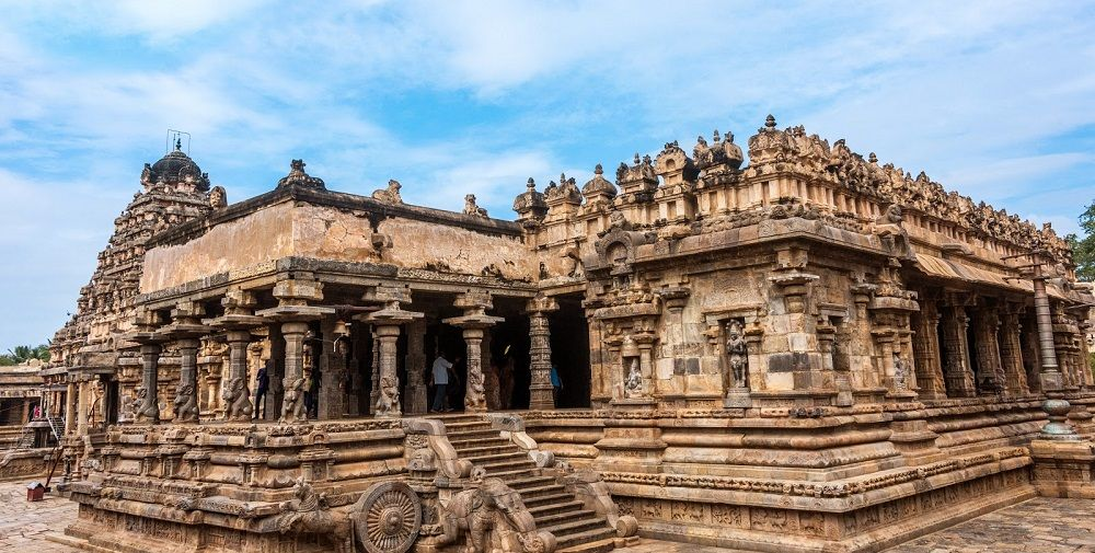 Airavatesvara Temple: The Glory Of Chola Architecture