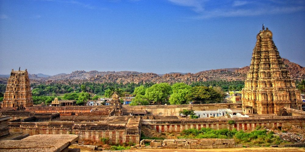 Virupaksha Temple: An Architectural Marvels Among The Ruins
