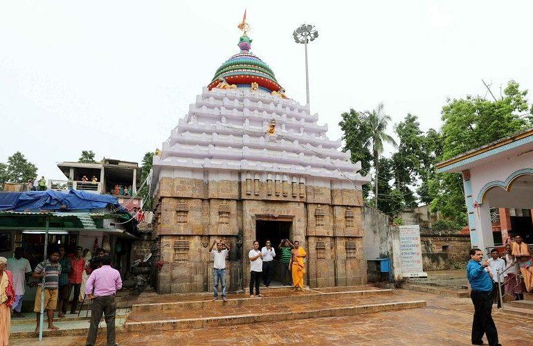 Odisha Temple Tour: The Wonder Of Biraja Devi Temple In Jajpur