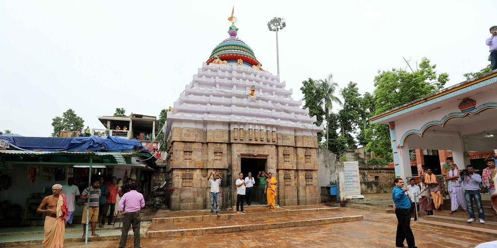 Odisha Temple Tour: The Wonder Of Biraja Devi Temple In Jajpur